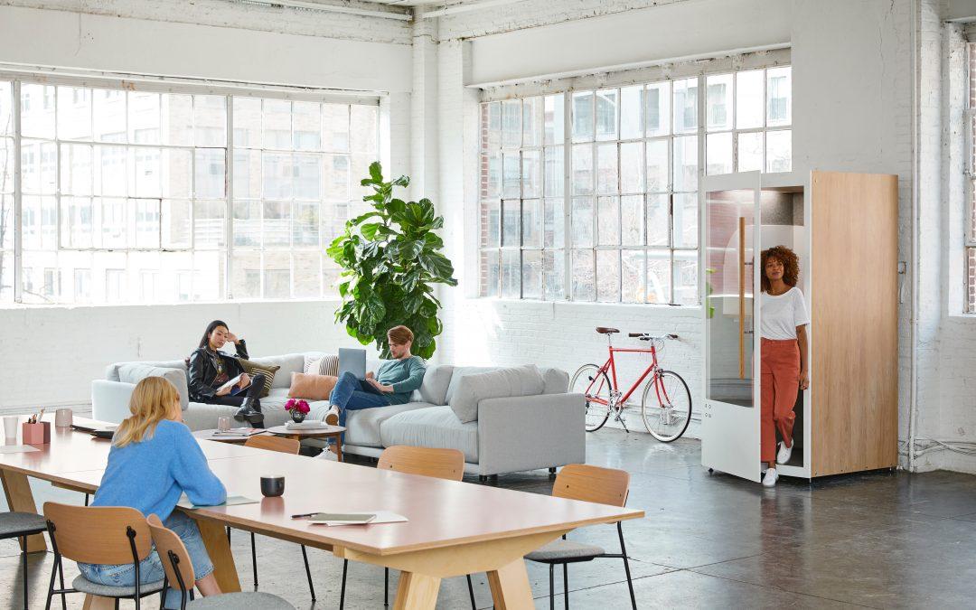 5 verschillen tussen coworking en flexwerkplekken