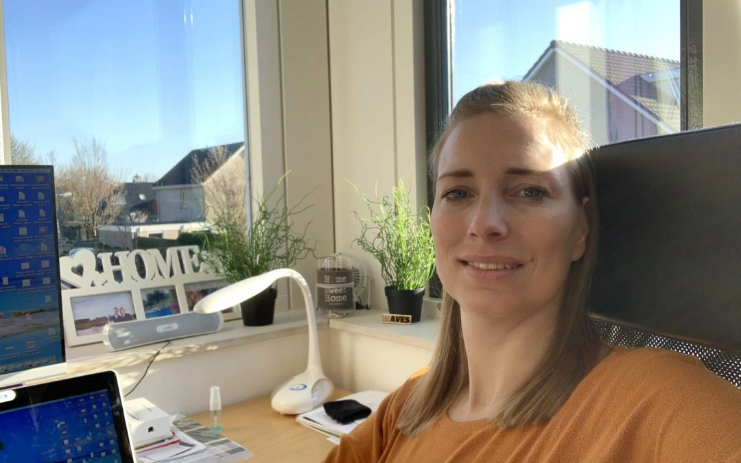 Wat doen kleine ondernemers tijdens de Coronacrisis? Waves members vertellen hun verhaal: Marlous Leusink